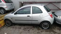 Ford Ka Zetec rocan 1.0 2006 Flex 10.500 - 2006