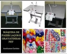 Maquina de fazer laço infantil e pet