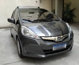 Honda Fit LX 1.4 Aut - 2013 - Flex com GNV - 2013