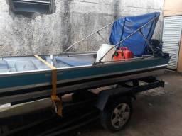 Vendo barco ou troco por carro - 2000
