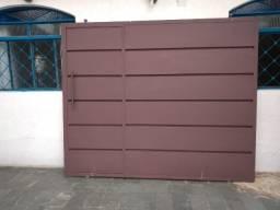 Portão Fabrica Barreiro -Veja Modelos Melhor de BH e Região - 12 X cartão