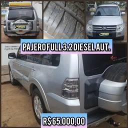 Pajero Full 3.2 diesel 7 lugares R$ 65.000,00 - 2008