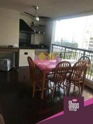 Apartamento de 03 dormitórios no Jardim Aquarius - REF0246