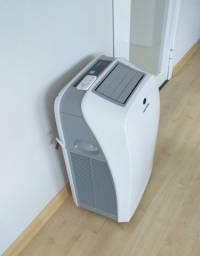 Ar condicionado portátil 220v