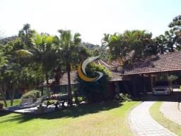 Chácara com 10 dormitórios à venda, 22500 m² por R$ 1.400.000 - Posse - Petrópolis/RJ