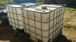 Vendo contentor para transporte de agua