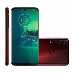 Smartphone Motorola Moto G8 Plus 64Gb Lacrado - Nota F - Parcele até 12x Cartão