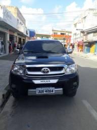 Toyota Hilux SRV cab. Dupla 4x4