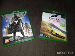 2 jogos xbox one