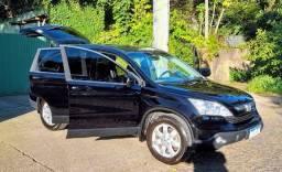 Honda CRV Exclusive 2009 4x4 impecável