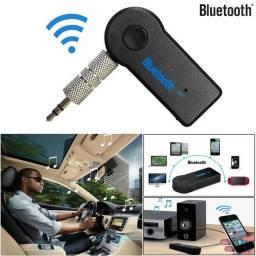 Adaptador bluetooth para entrada P2 stereo