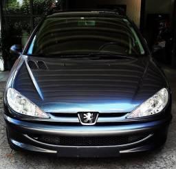 Peugeot 206 SW 1.4 8v Gasolina 2005