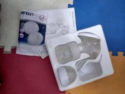 Bomba extrator de leite materno novinha pouco uso Philips avent