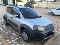 Fiat Uno Way 2012 1.0 GNV