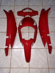 Carenagem de Moto Honda Biz 125 ano 2008 a 2010.