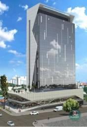 Sala à venda, 42 m² por R$ 179.364,65 - Centro - Cascavel/PR