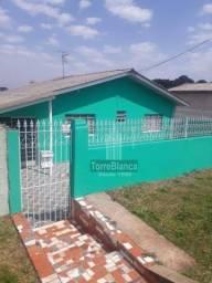 Casa com 3 dormitórios à venda por R$ 210.000,00 - Cará-cará - Ponta Grossa/PR