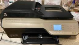 Impressora fax copiadora modelo HP 4625 com msgs de erro