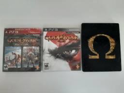 Saga God of War para PS3