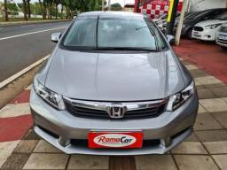 Honda civic 2014 1.8 lxs 16v flex 4p automÁtico