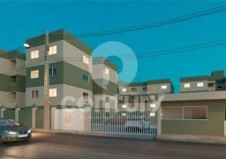 Apartamento no condomínio Jardim das Rosas