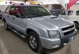 Chevrolet s10 2010 2.4 mpfi executive 4x2 cd 8v flex 4p manual
