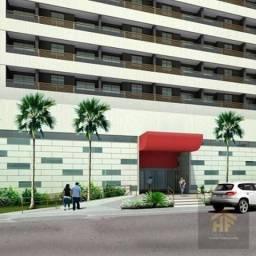 Apartamentos Novos de 01 e 02 Quartos na Soledade