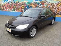 Honda civic 2006 1.7 lx 16v gasolina 4p automÁtico