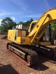 Escavadeira hidráulica komatsu PC120 à venda