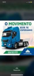 Fazemos seguro para seu caminhão.