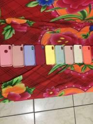 Capinha original do iPhone X . 35 reais cada