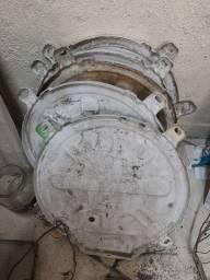 Base da condensadora midea carrier springer comfee