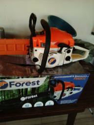 Vendo motosserra Forest