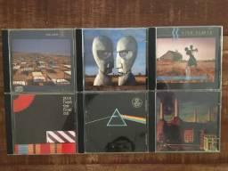 Cds Pink Floyd - R$20,00 cada Cd