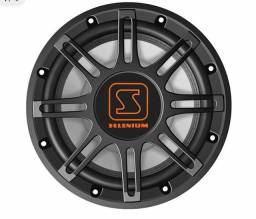 Subwoofer Selenium 10 Flex 10sw14a 250w Rms Bobina Dupla 2+2