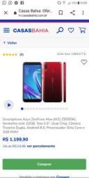Vendo Zenfone Max M2 32 gb