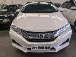 City Sedan Ex 1.5 Flex Automatico 2015 /2015 Branca 2 Dono