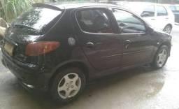 Peugeot 206- 2006/2007