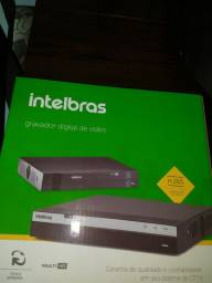 Dvr Intelbras multi HD 4 ch