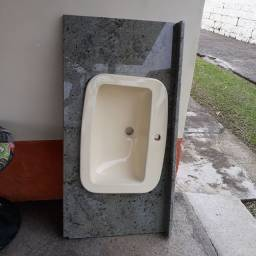 Cuba + Pedra de granito