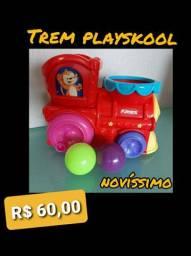 Trem Playskool