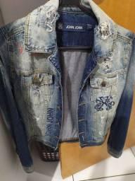 Jaqueta John John Blusa da Zara