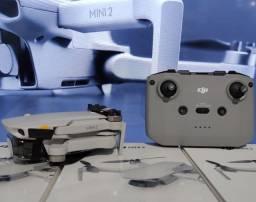 Título do anúncio: Drone DJI mavic mini 2 (aceito Cartão)