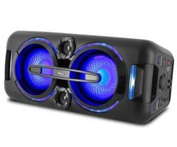 Som MP3 portátil, Philco PCX 8000 Bivolt 500RMS, com NF.Retirar no cajuru