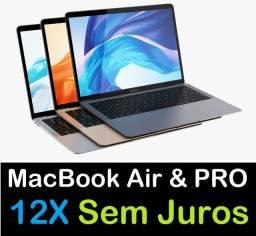 MacBook M1 PRO ou Air ( 12X Sem Juros + Nota Fiscal ) Toda Linha Apple