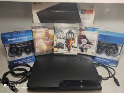 PlayStation 3 desbloqueado CFW. HD 500Gb