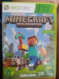Vende- se jogo original de Minecraft para Xbox 360