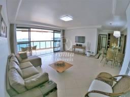 Apartamento à venda com 4 dormitórios em Praia do morro, Guarapari cod:608