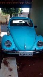 Fuscão Motor 1500 - Ano 1972 - Azul