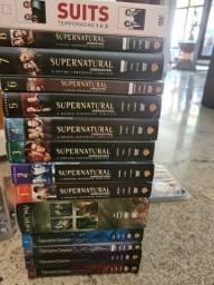Vendo dvds - colecoes